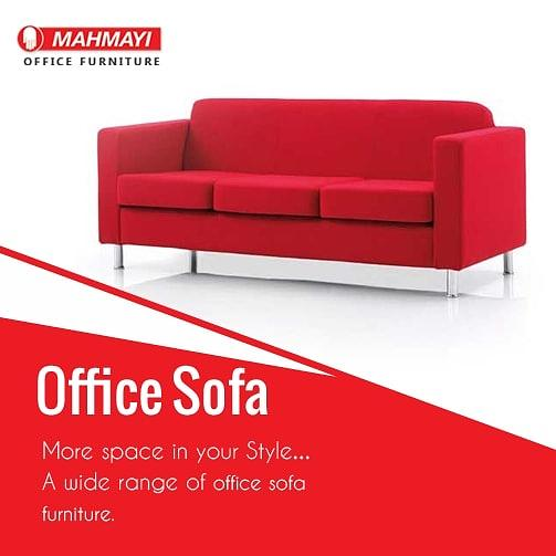 Buy Discounted Office Sofas Online by Devid