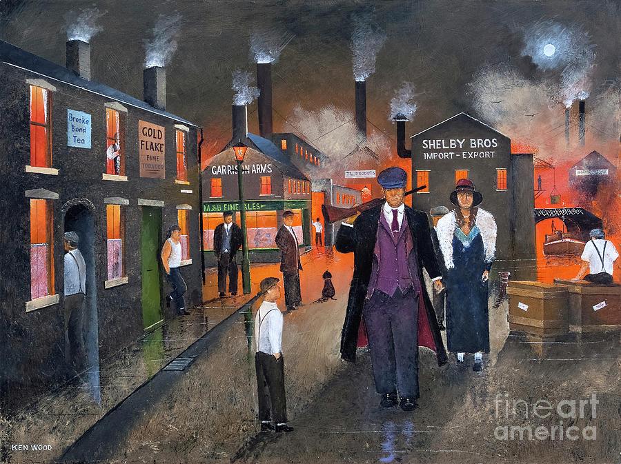 By Order Of The Peaky Blinders by Ken Wood