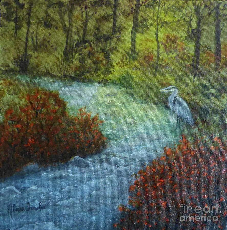 By the Brook by Alicia Fowler
