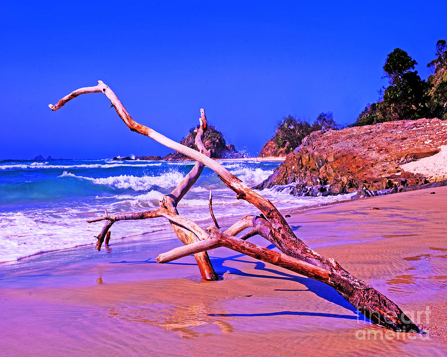 Australia Photograph - Byron Beach Australia by Chris Smith
