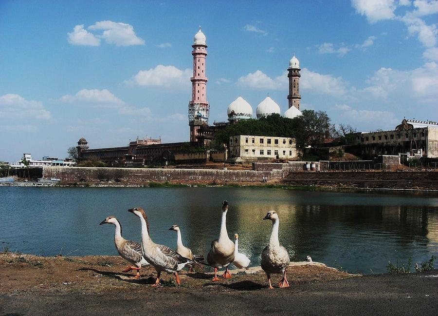 Bhopal Photograph - C - Bhopal by Mohammed Nasir