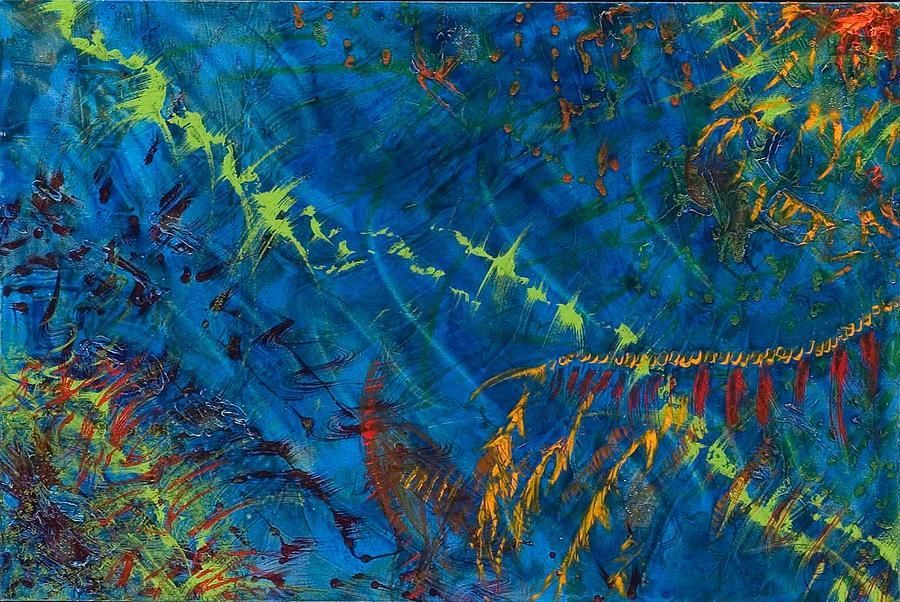 Seascape Painting - C-dream by Jeffrey Allyn