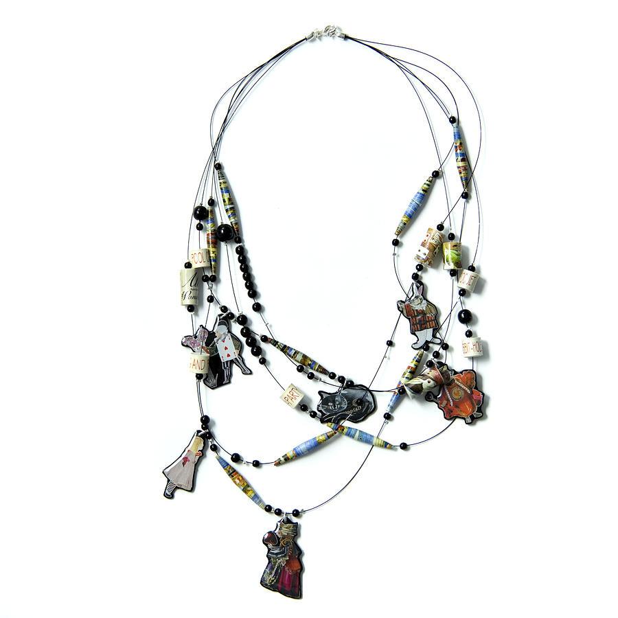 Necklace Jewelry - C Era Una Volta Necklace by Ortiz-Gadler