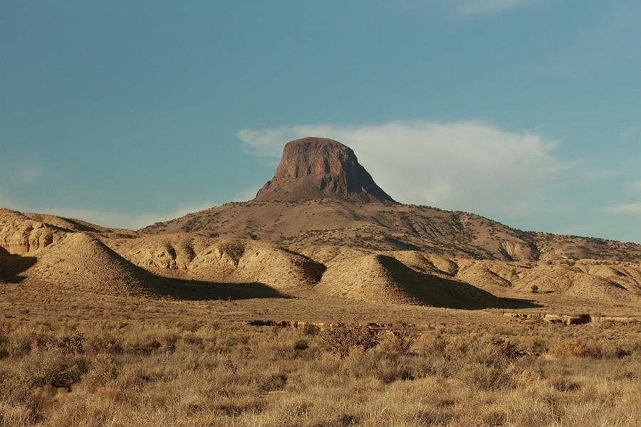 Cabezon Peak by David Diaz