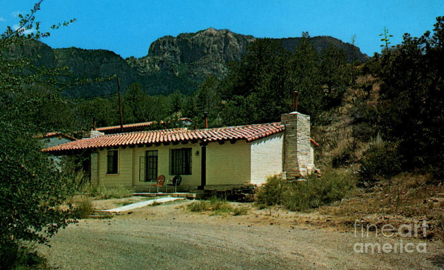 Cabin At Big Bend National Park  Photograph by Ruth  Housley