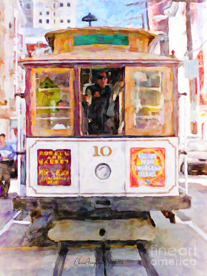 Cable Car No. 10 by Chris Armytage