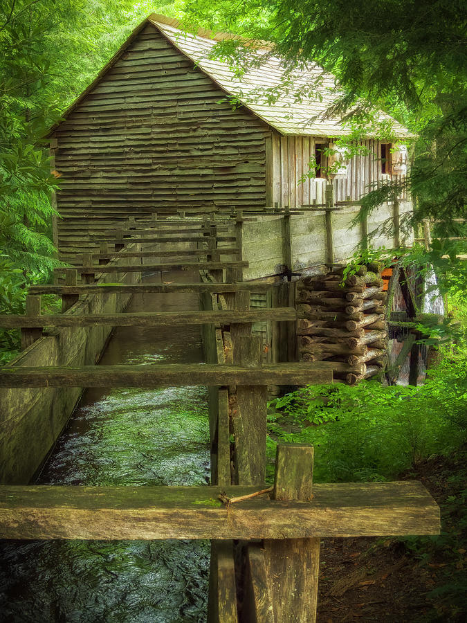 Cable Mill Forward by Josh Spengler
