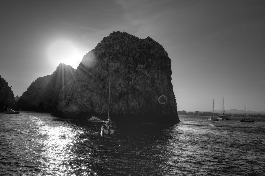 Cabo Sunset by Bill Hamilton