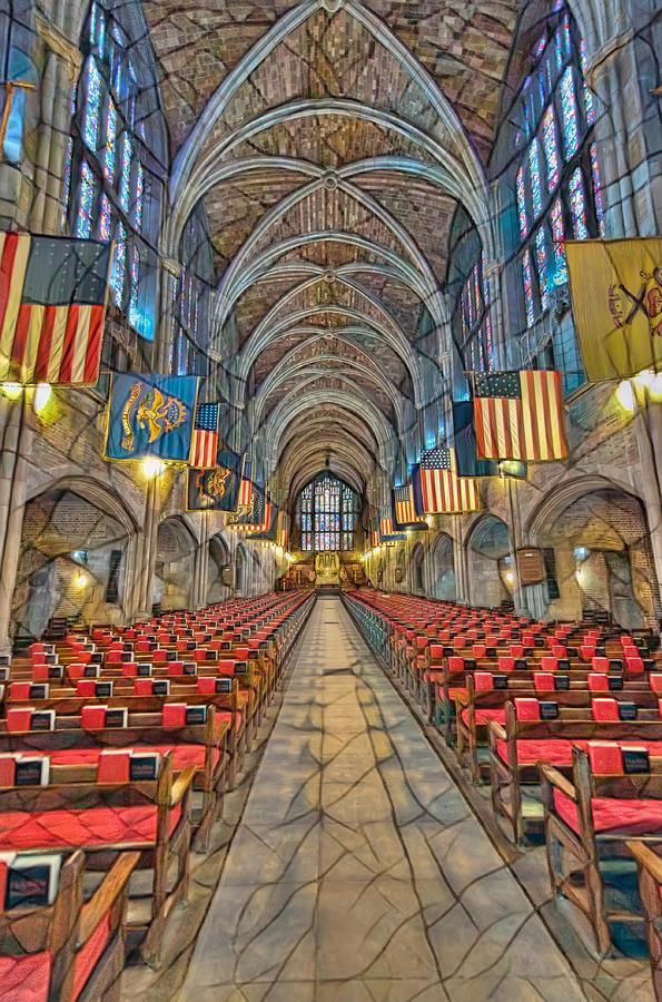 Cadet Chapel Remix by Dan McManus