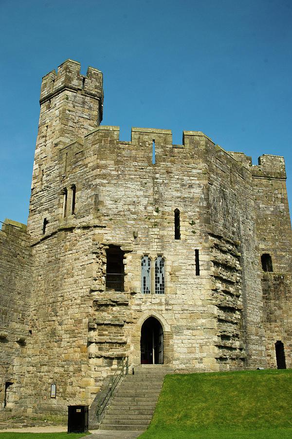 Caernarfon Castle 8 Photograph