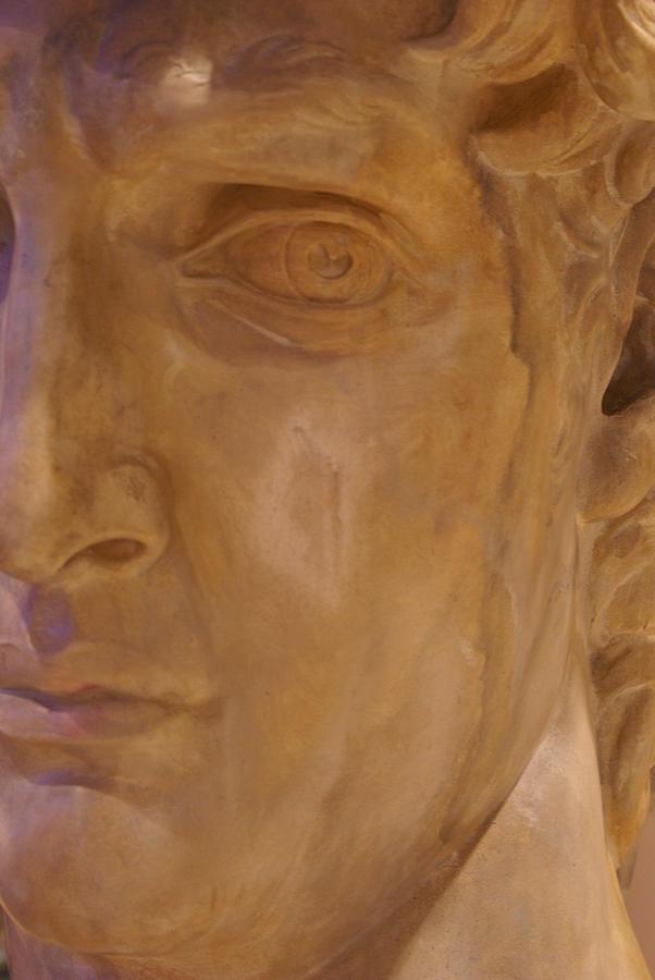 Statue Photograph - Caesar by Cynthia Powell