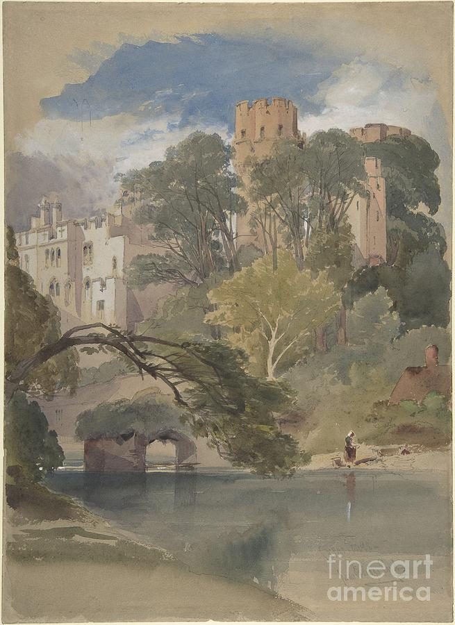 Caesar's Tower, Warwick Castle Painting By Celestial Images