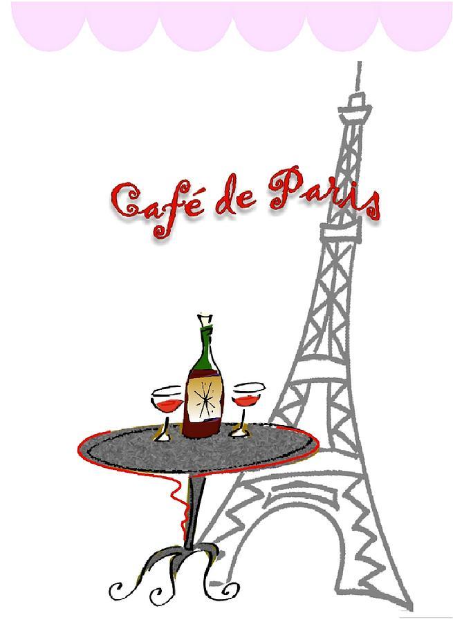 Radio Cafe De Paris