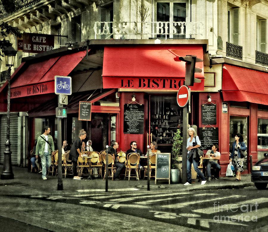 Cafe Le Gamin De Paris