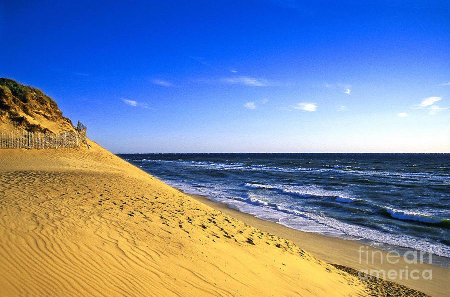 Cape Cod Photograph - Cahoon Beach by John Greim