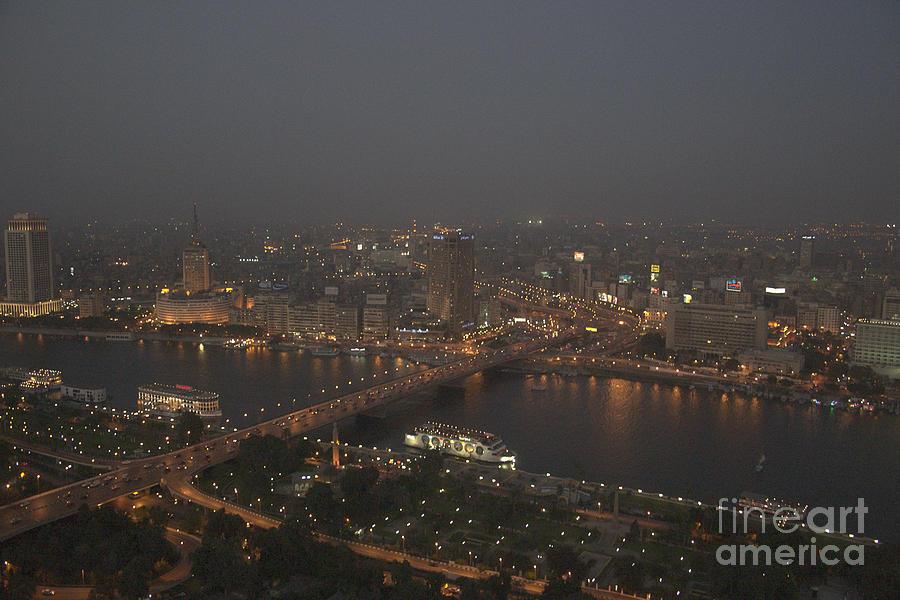 Cairo Photograph - Cairo Smog by Darcy Michaelchuk