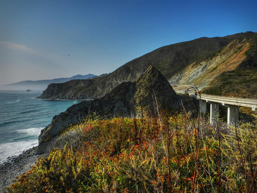Big Sur California Photograph - California - Big Sur 011 by Lance Vaughn