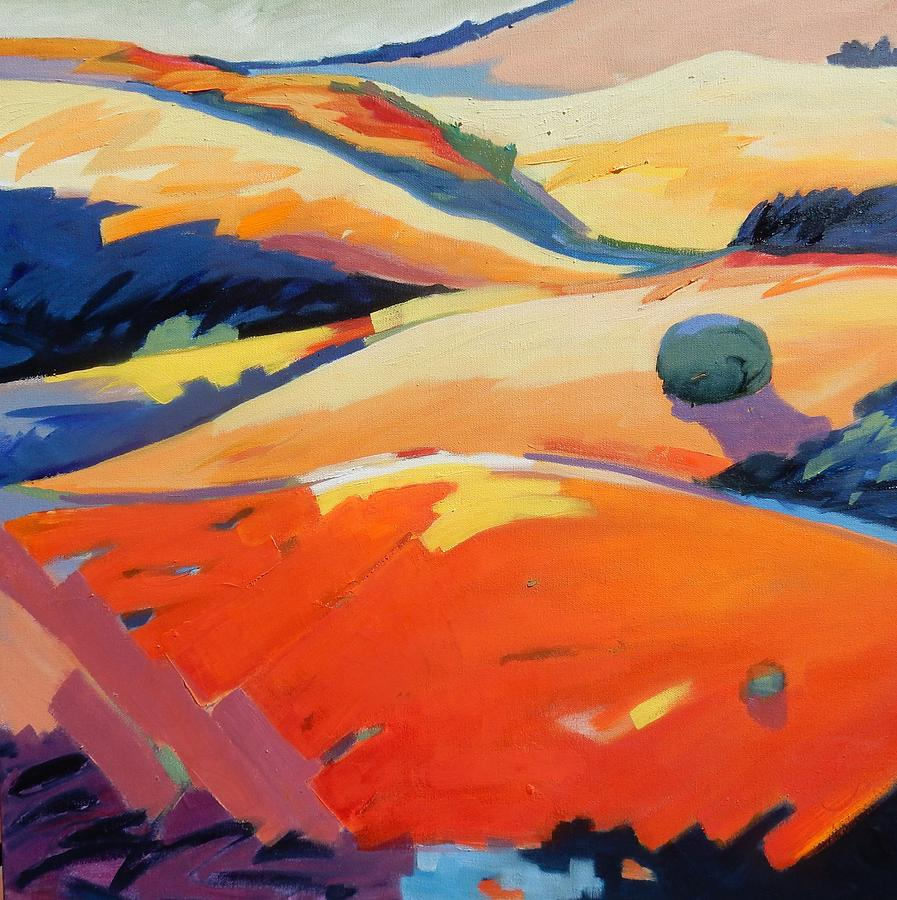 California Brillance Painting
