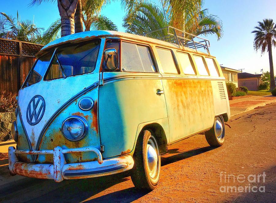 California Dreamin by John Castell