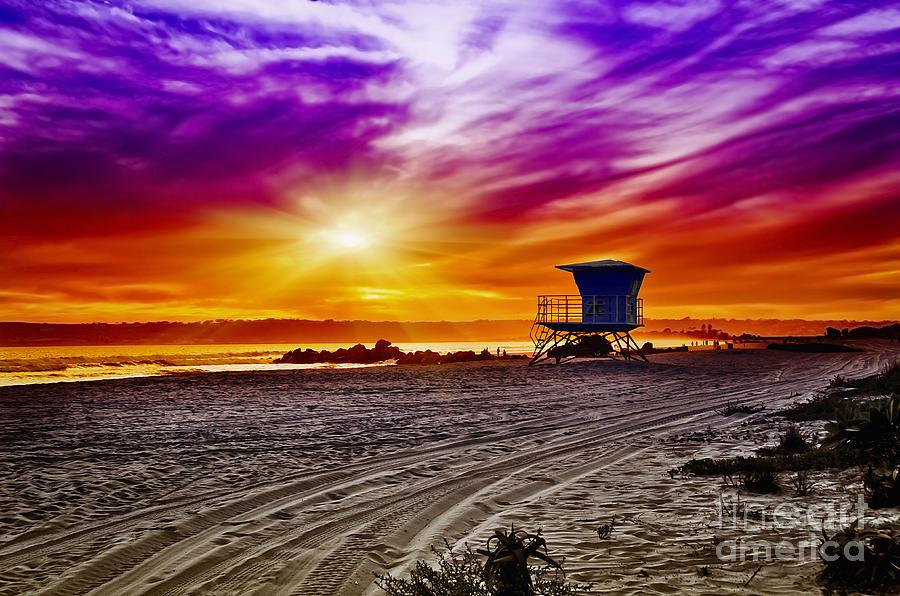 California Photograph - California Dreaming by Alessandro Giorgi Art Photography