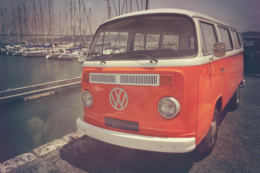 Vw Photograph - California Dreaming by Carol Japp