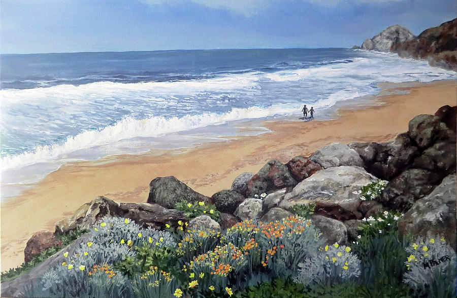 California Dreaming by Mary Palmer