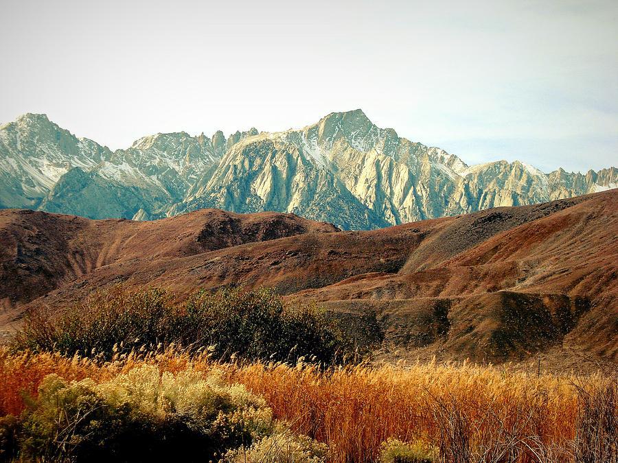 California High Sierras 2 by Max DeBeeson