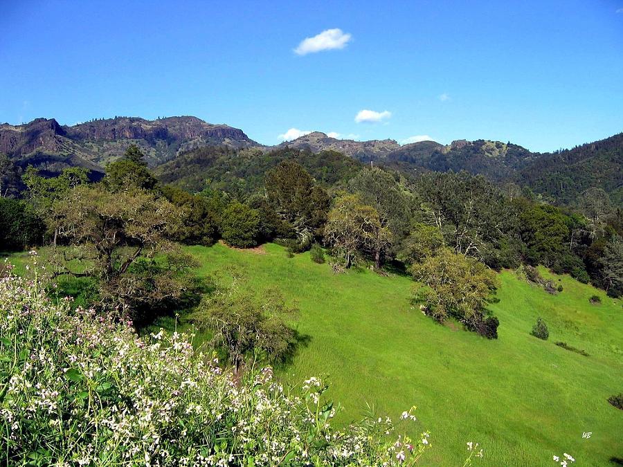 California Highlands Photograph