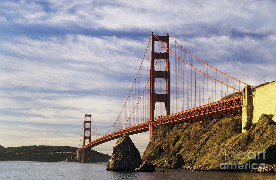 Across Photograph - California, San Francisco by Larry Dale Gordon - Printscapes