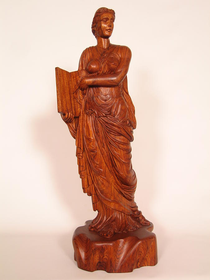 Sculpture Sculpture - Calliope by Thu Nguyen