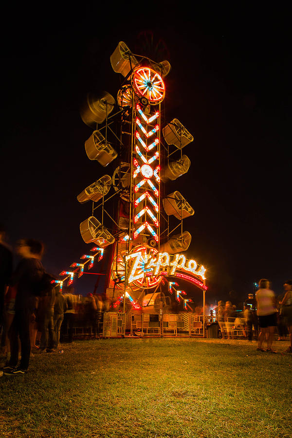 Fair Photograph - Calm Before The Storm by Bryan Moore