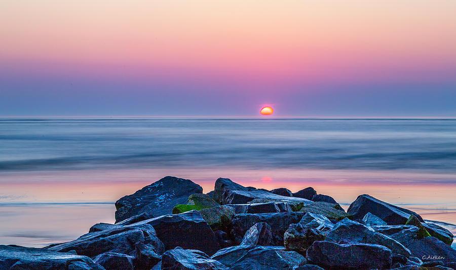 Calm Seas by Charles Aitken