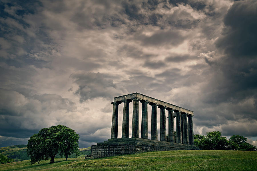 Calton Hill by Ian Good