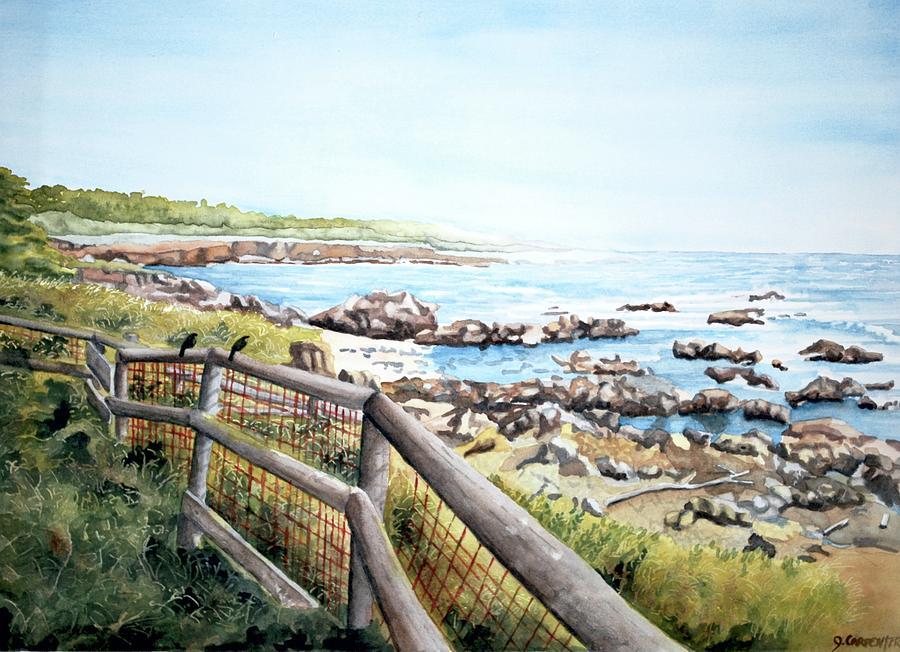 Cambrian Shores by Gerald Carpenter