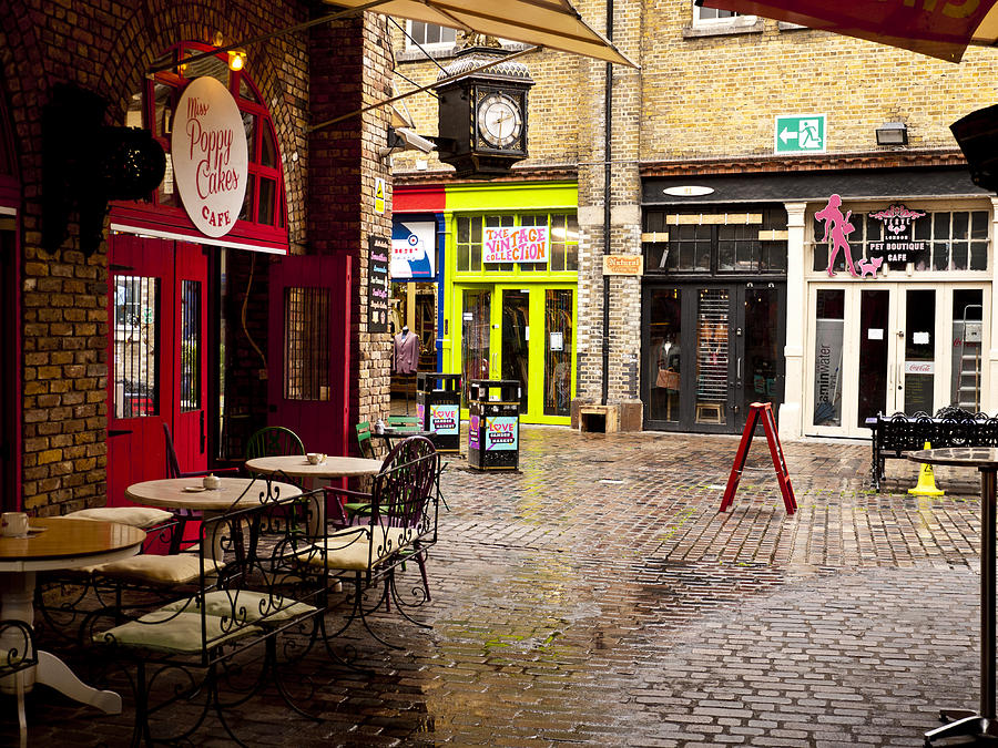 Market Photograph - Camden Stables Market by Rae Tucker