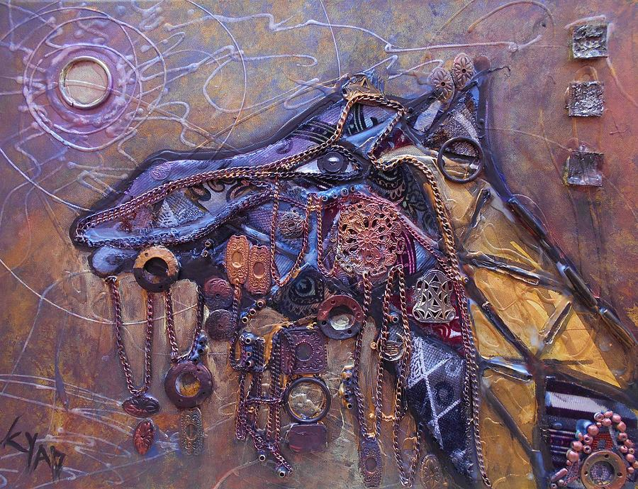 Bling Bling Camel by Eric Shelton