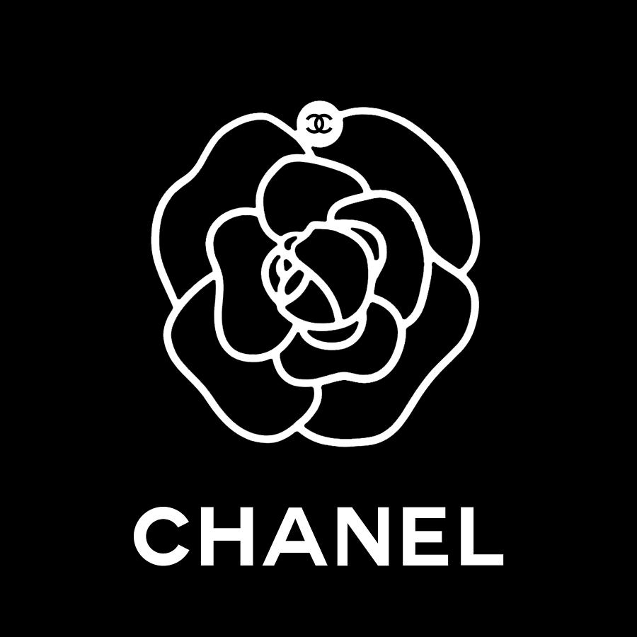 Chanel Digital Art - Camellia Chanel by Tres Chic