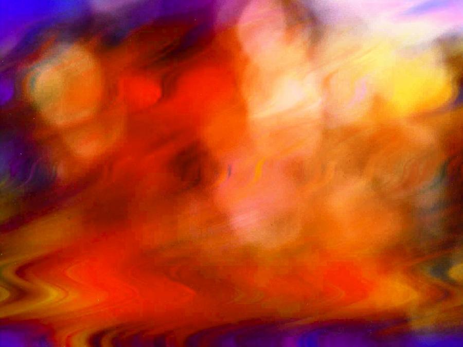 Abstract Art Photography Digital Art - Camera by Robert Grubbs