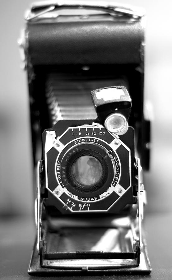 Camera Photograph - Camera Still Life 2 by John Gusky