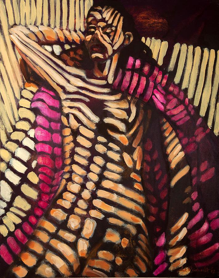Camouflage Nap by Jason Reinhardt