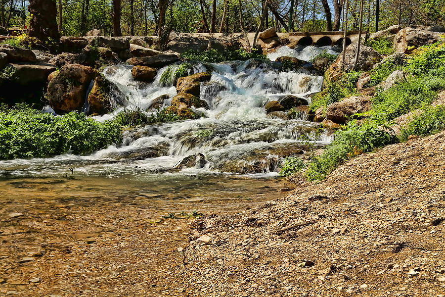 New Braunfels Camping >> Camp Huaco Springs Waterfall