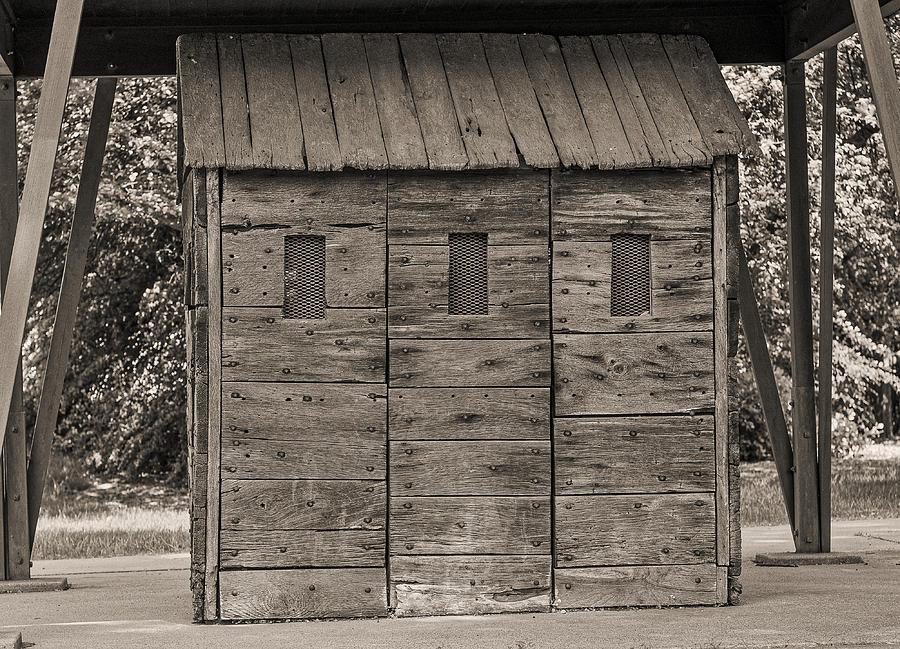 Camp Randall Photograph - Camp Randall Stockade - Madison Wisconsin by Steven Ralser