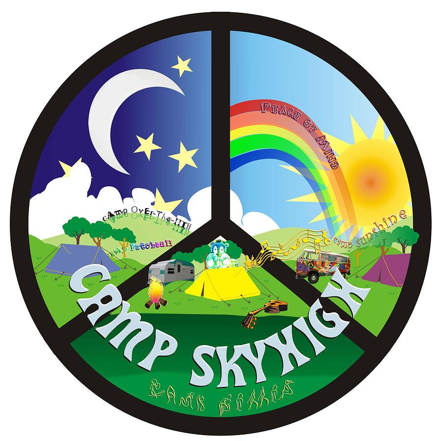 Camp Skyhigh by Karen Musick