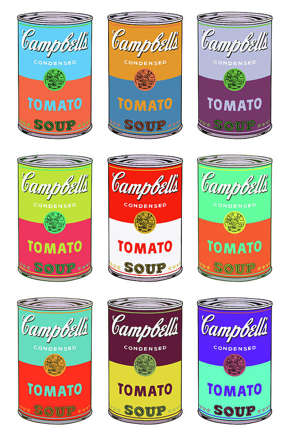 Warhol Home Decor