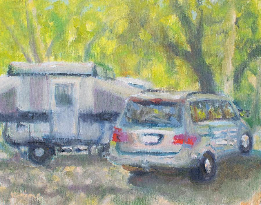 Camper Hues by Kerima Swain