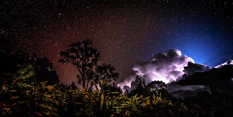 Camping on the Volcano by T Brian Jones