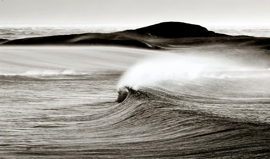 Camps Bay Photograph - Camps Bay Wave by Tim Booth
