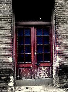 Campus Alley Photograph by Jennifer  Moffitt