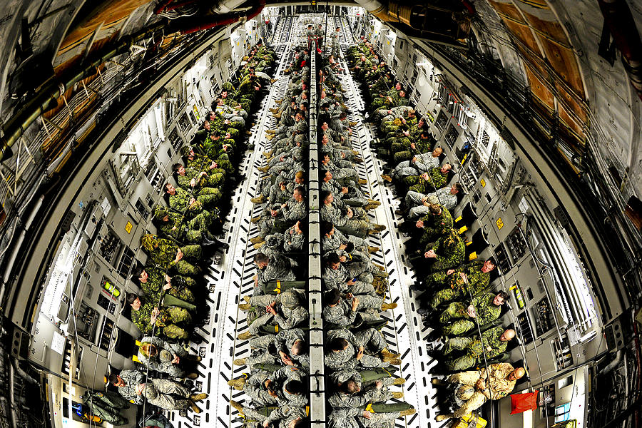 C17 Photograph - Can Of Whoopass by JC Findley