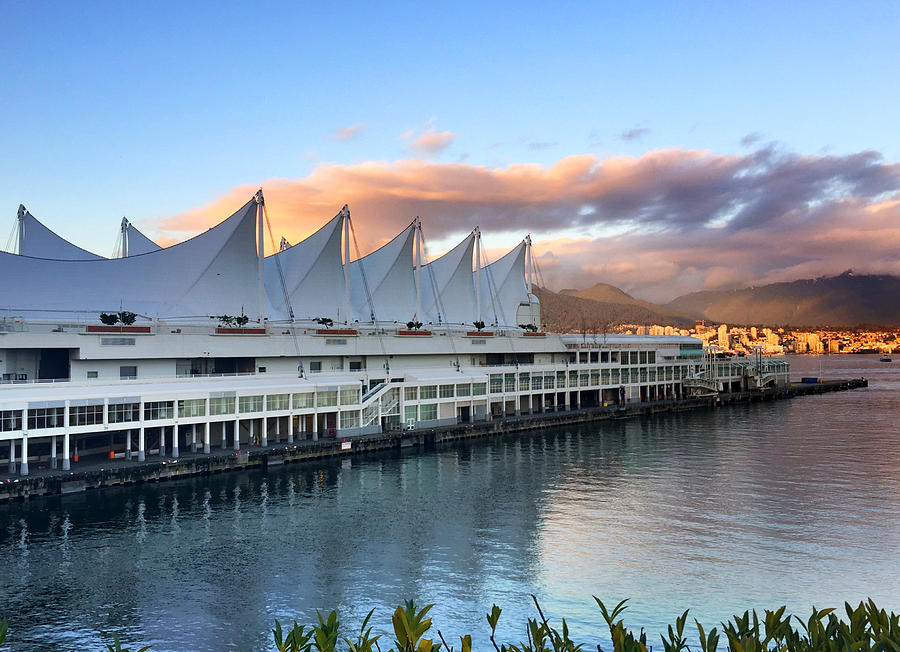 Canada Place by Pat Moore